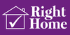 Right Home Estate Agents logo