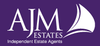 AJM Estates logo