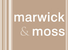 Marketed by Marwick & Moss