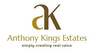 Anthony Kings Estates Limited logo