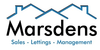 Marketed by Marsden Sales and Lettings