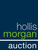 Hollis Morgan - Auction logo