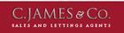 C James & Co logo