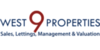 West 9 Properties logo