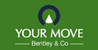 Marketed by Your Move - Bentley & Co