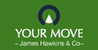 Marketed by Your Move - James Hawkins & Co