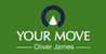 Marketed by Your Move - Oliver James