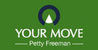 Marketed by Your Move - Petty Freeman