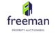 Freeman Property Auctioneers logo