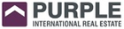 Purple International logo