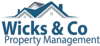 Marketed by Wicks & Co Property Management