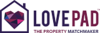 Lovepad National logo