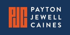 Payton Jewell Caines logo
