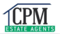 CPM Estate Agents logo