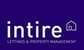 Intire Letting Agents logo
