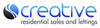 Creative residential sales and lettings logo
