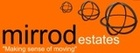 Mirrod Estates logo