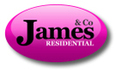 James & Co Residential logo