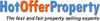 Hot Offer Property logo