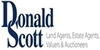 Donald Scott Land and Estate Agents logo