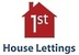 1st House Lettings
