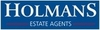 Holmans Estate Agents logo