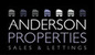 Marketed by Anderson Properties