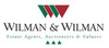 Wilman & Wilman Estate Agents logo
