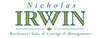 Nicholas Irwin Estate Agents logo