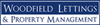 Woodfield Lettings logo