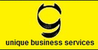 Unique Business Services logo