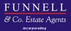 Funnell & Co Estate Agents logo