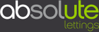 Absolute Lettings logo