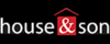 House & Son logo