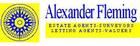 Alexander Fleming logo