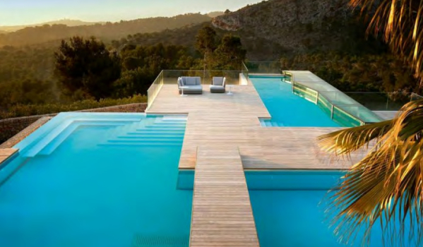 Five Dazzling Spanish Swimming Pools Zoopla