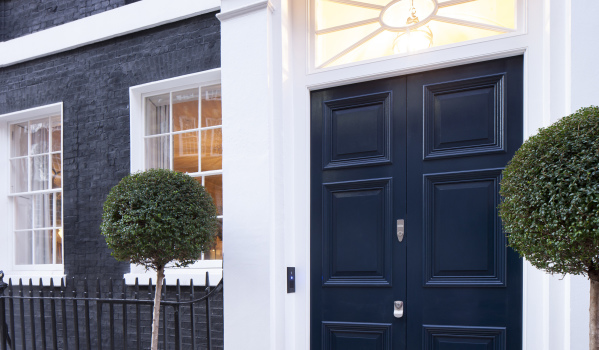 Six bedroom town house in Westminster