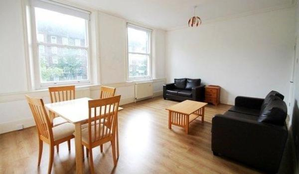 Two double bedroom apartment.