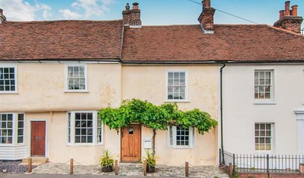 Listed house in Great Baddow