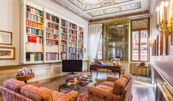Regal interior in Venice.