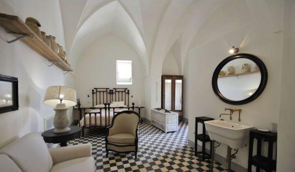 Rejuvenated property in Puglia.