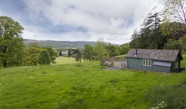 Tiny coach house in Coniston