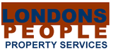 London's People Property Services Logo