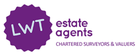 LWT Estate Agents Logo