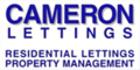 Cameron Lettings logo