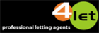 4 Let Ltd logo