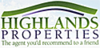 Highlands Properties logo