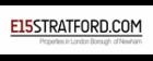 E15 Stratford logo