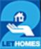 2 Let Homes logo