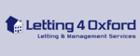 Letting 4 Oxford logo